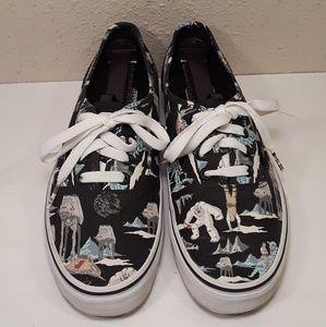 Van's Star Wars Shoes Womens 7.5 Mens 6